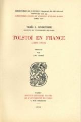Tolstoï en France (1866-1910)