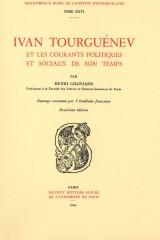 Ivan Tourguénev et les courants politiques et sociaux de son temps
