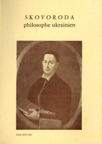 Skovoroda, philosophe ukrainien (1722-1972)
