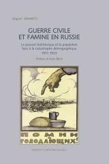 Guerre civile et famine en Russie