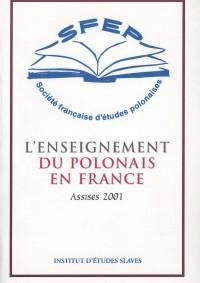 L'Enseignement du polonais en France