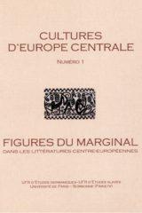Figures du marginal dans les littératures centre-européennes