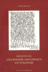 Éléments de grammaire historique du polonais