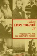 Cahier Léon Tolstoï n° 13