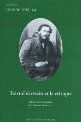 Cahier Léon Tolstoï n° 19