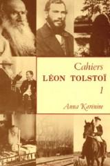 Cahier Léon Tolstoï n° 01