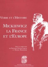 Mickiewicz, la France et l'Europe