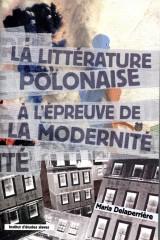 La littérature polonaise à l'épreuve de la modernité