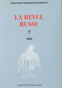 La Revue russe  n° 07