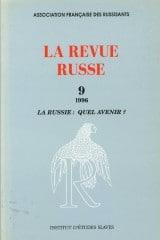La Revue russe  n° 09