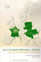 Exils d'Europe médiane en France