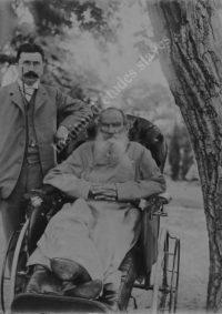 LNTI 1.12 L.N. Tolstoï et le Docteur Altschuler