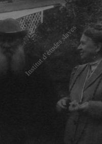 LNTI 1.30 L.N. Tolstoï et Sofia Tolstoï