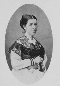 LNTI 1.36 Portrait d'Elisaveta Andreevna Bers