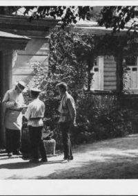 LNTI 2.24 Lev Nikolaevitch en visite chez V.G. Tchertkov»