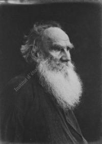 LNTI 2.28 Portrait de L.N. Tolstoï