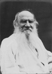 LNTI 2.30 Portrait de L.N. Tolstoï