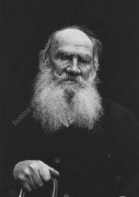 LNTI 2.31 Portrait de L.N. Tolstoï