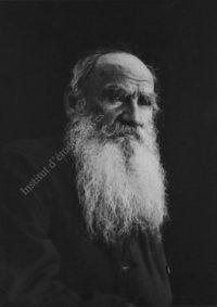 LNTI 2.32 Portrait de L.N. Tolstoï