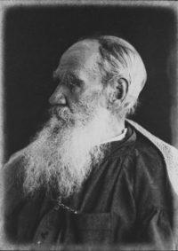 LNTI 2.35 Portrait de L.N. Tolstoï