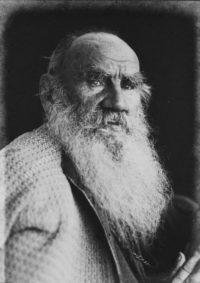 LNTI 2.36 Portrait de L.N. Tolstoï