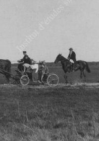 LNTI 2.39 L.N. Tolstoï à cheval