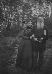 LNTI 3.08 L.N. Tolstoï et Sofia Tolstoï
