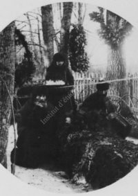 LNTI 3.24 La tombe de L.N. Tolstoï