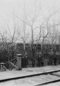 LNTI 3.26 Le quai de la gare d'Astapovo