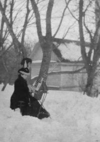 LNTI 3.31 Portrait de Sofia Tolstoï