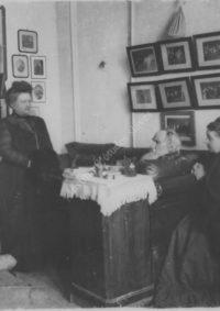 LNTI 4.32 L.N. Tolstoï et Sofia Tolstoï