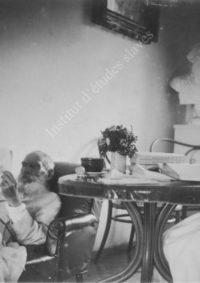 LNTI 4.49 L.N. Tolstoï avec sa fille Maria