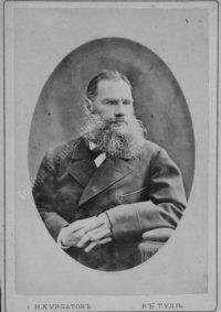 LNTI 5.04 Portrait de L.N. Tolstoï