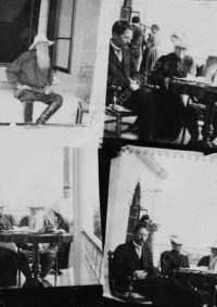 LNTI 5.21 L.N. Tolstoï avec Anton Tchekhov