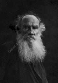 LNTI 6.08 Portrait de L.N. Tolstoï