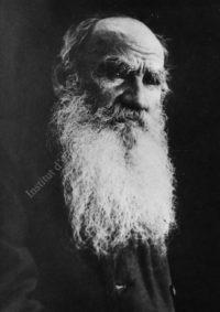 LNTI 6.13 Portrait de L.N. Tolstoï
