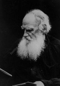 LNTI 6.15 Portrait de L.N. Tolstoï