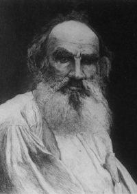 LNTI 6.16 Portrait de L.N. Tolstoï par I.A. Bodianski