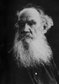 LNTI 6.21 Portrait de L.N. Tolstoï