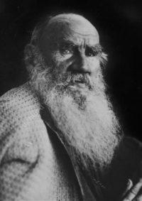 LNTI 6.22 Portrait de L.N. Tolstoï