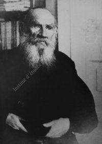 LNTI 6.23 Portrait de L.N. Tolstoï