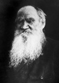 LNTI 6.25 Portrait de L.N. Tolstoï