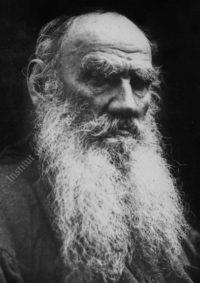 LNTI 6.26 Portrait de L.N. Tolstoï