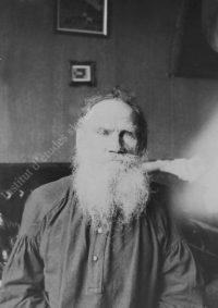 LNTI 6.30 Portrait de L.N. Tolstoï