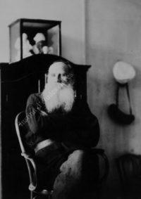 LNTI 6.37 Portrait de L.N. Tolstoï