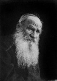 LNTI 6.39 Portrait de L.N. Tolstoï