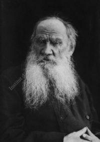LNTI 6.43 Portrait de L.N. Tolstoï