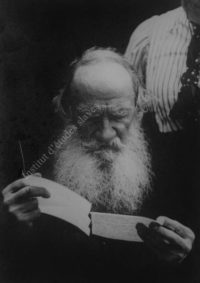 LNTI 6.45 Portrait de L.N. Tolstoï