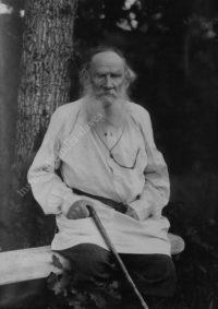 LNTI 6.47 Portrait de L.N. Tolstoï