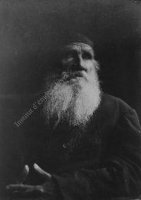 LNTI 6.48 Portrait de L.N. Tolstoï